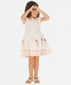 Mayoral Φόρεμα μπαλαρίνες κορίτσι 20-03915-061