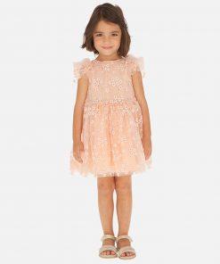 Mayoral Φόρεμα τούλι κορίτσι 20-03916-082
