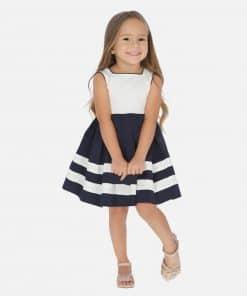 Mayoral Φόρεμα δίχρωμο κορίτσι 20-03924-010
