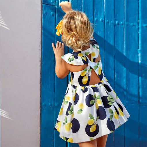 Mayoral Φόρεμα σταμπωτό κορίτσι 20-03928-086
