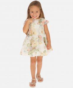 Mayoral Φόρεμα σταμπωτό λουλούδια κορίτσι 20-03930-071