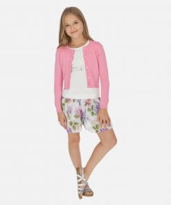 Mayoral Φούστα παντελόνι γάζα σταμπωτή κορίτσι 20-06954-068