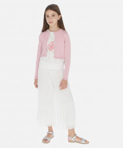 Mayoral Φούστα παντελόνι γάζα πλισέ κορίτσι 20-06955-031
