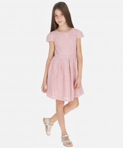 Mayoral Φόρεμα δαντέλα κορίτσι 20-06959-065