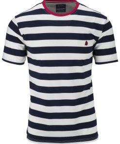 Ανδρικό T-shirt Μπλουζάκι Μαρινιέρα Beneto Maretti