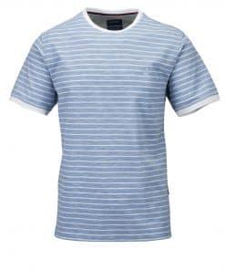 Ανδρικό T-shirt Με Ρίγες Beneto Maretti