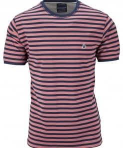 Ανδρικό T-shirt Μπλουζάκι Ριγέ Πενιέ Beneto Maretti