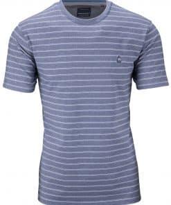 Ανδρικό T-shirt Μπλουζάκι Πενιέ Με Ρίγες Beneto Maretti