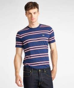 Μπλούζα Lee Basic stripe tee L61LEELR