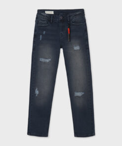Mayoral Straight fit jeans 11-07554-039