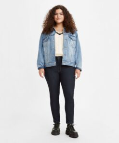 LEVIS 721 HIGH RISE SKINNY - TO THE NINE  18882-0188
